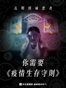疫情頭痛|林志豪醫師