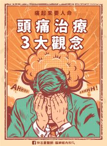 建立頭痛治療的重要觀念|林志豪醫師